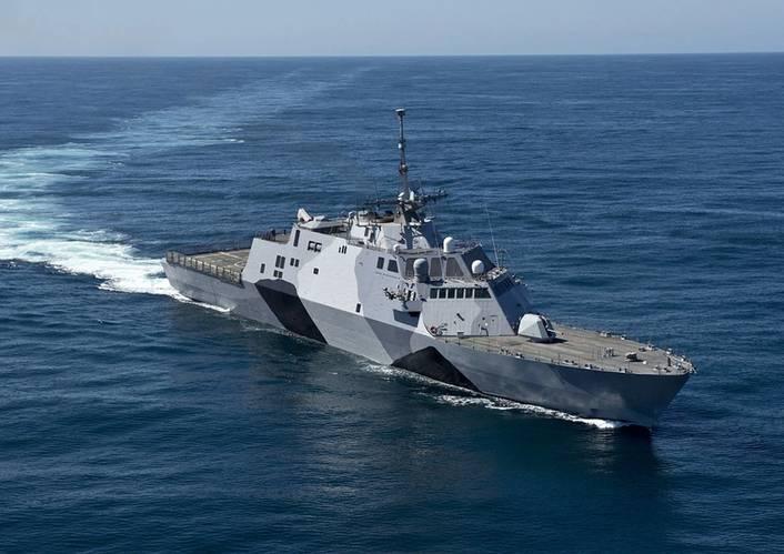 USS Freedom. Source: U.S. Navy.