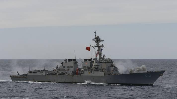 USS Howard (Photo: BAE Systems)