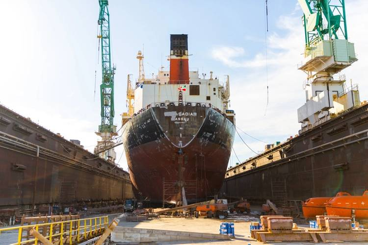Grand Bahama Shipyard Stayed Busy In 2016