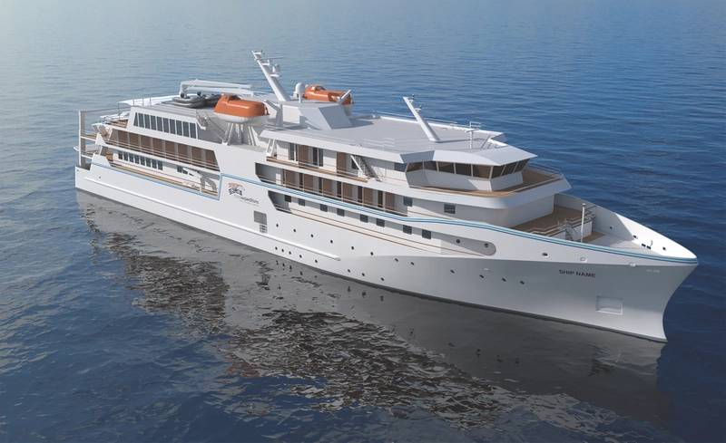 VARD 6 01 for Coral Expeditions (Image: courtesy Vard Design)