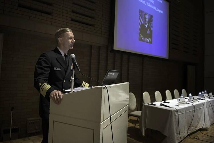 Vice Adm. Joseph Aucoin (Photo: Nicklas Gustafsson)