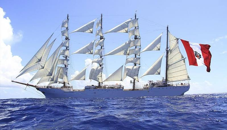View of the Training Ship. (Photo: SENER)