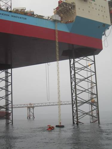 VIKING leads offshore evacuation to greater heights Courtesy VIKING