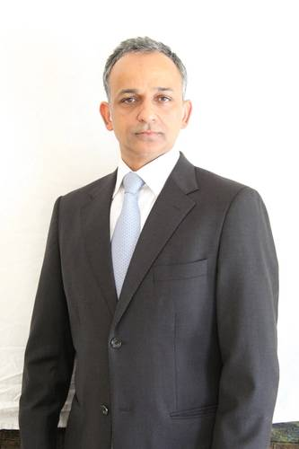 Vivek Seth, CEO,  Halul Offshore Services