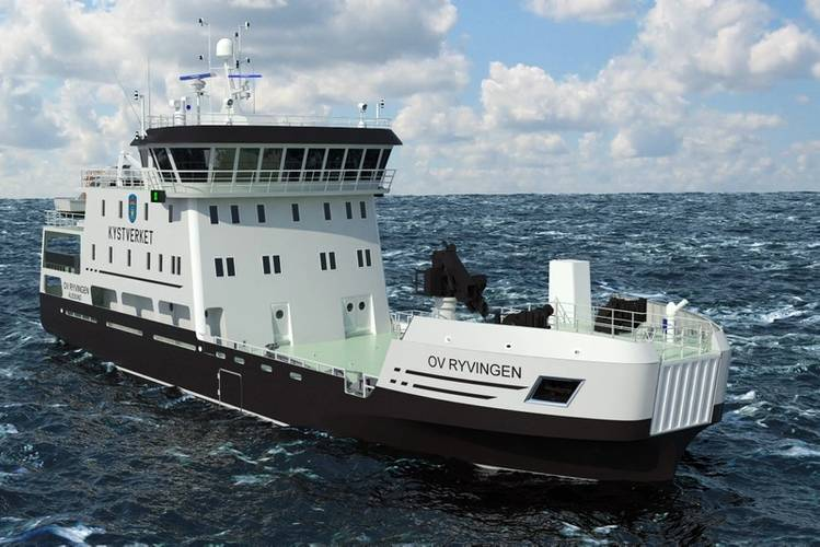 Image: Norwegian Coastal Authority/Fitjar Mekaniske Verksted