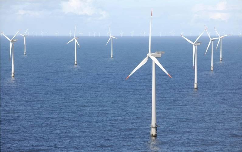 Wind Farm - Hornsea Project One Courtesy ABB