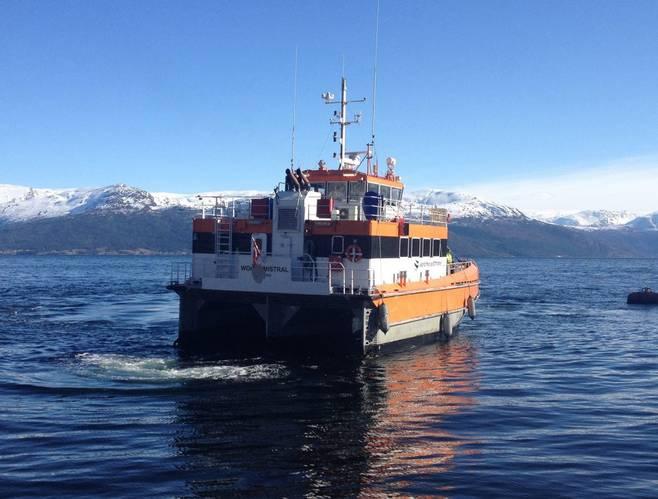 World Mistral - credit World Marine Offshore