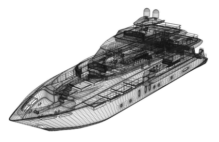 Yacht Naval Design (Credit: Yachtingpages)