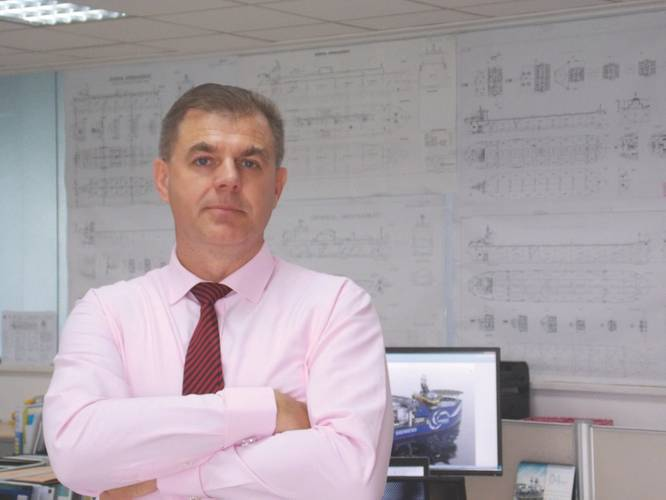 Krzysztof Kozdron, Managing Director, Schulte Marine Concept (Photo: Schulte Marine Concept)