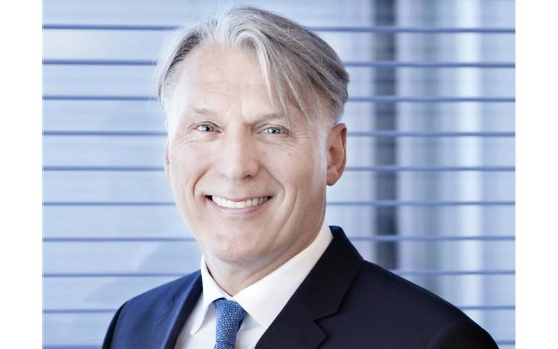 The business model: Hoegh LNG president and CEO, Sveinung Støhle. Photo: handout