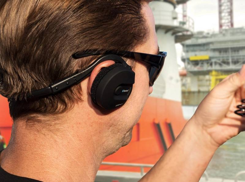 Bluetooth headsets permit hands-free