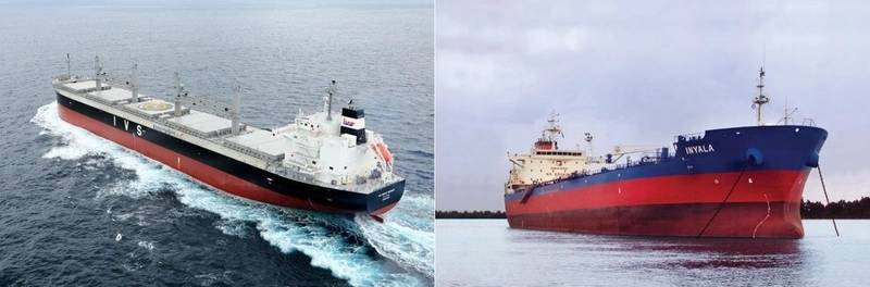 Grindrod Shipping Holdings Sells Two Vessels