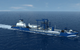 An artist's depiction of a Q-LNG transport vessel (CREDIT: Harvey Gulf)