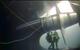 U.S. Coast Guard scuba divers work to repair a leak in the shaft seal of the Coast Guard Cutter Polar Star (Photo: U.S. Coast Guard)