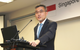 Andrew Tan, Chief Executive of Maritime and Port Authority of Singapore speaking at the Singapore-Japan Port Seminar 2017 (Photo: MPA)
