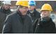 Kristian Sætre, yard manager Ulstein Verft and Gunvor Ulstein, CEO Ulstein Group, were some of the participants  Photo  Ulstein Group