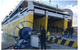 Plug in of the passenger ro-ro ferry FIOR DI LEVANTE, with the first pilot installation for shore based electrification, port of Killini (Photo: Lloyd's Register)