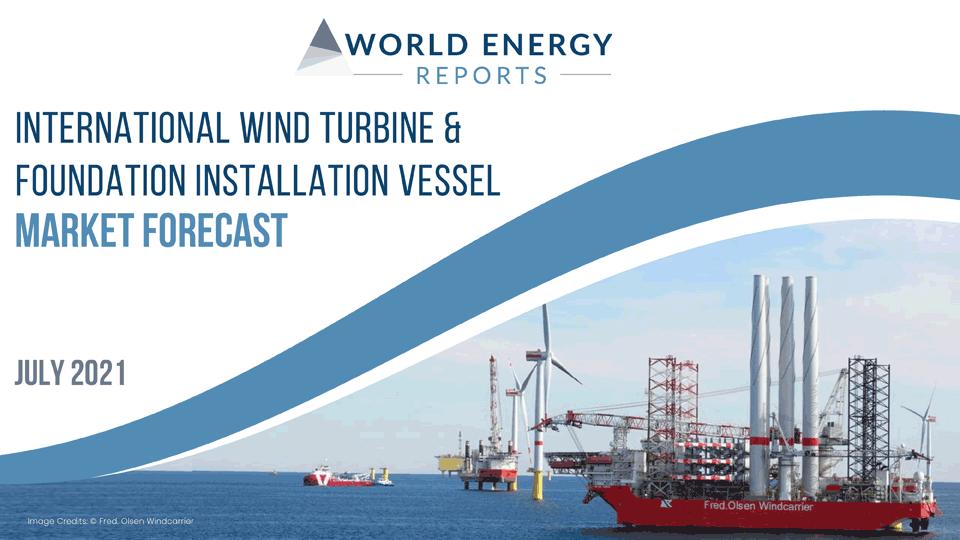 International Wind Turbine and Foundation Installation Vessel Market