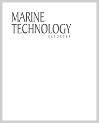 Marine Technology Magazine, page 4th Cover,  Aug 2019