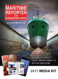 Maritime Reporter Media Kit