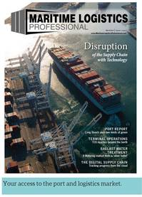 Maritime Logistics Professional Media Kit