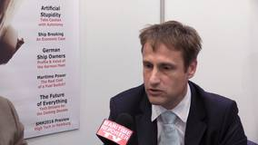 Maritime Reporter TV Interview: Sander Jacobs, GE Transportation