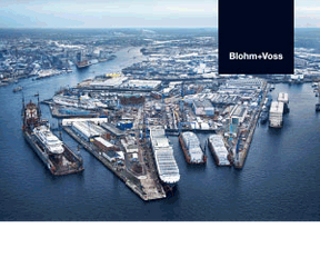Ship Repair & Conversion at Blohm+Voss