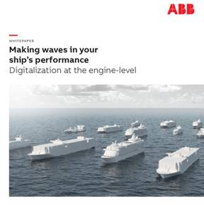 Making waves in your ship's performance Digitalization at the engine-level