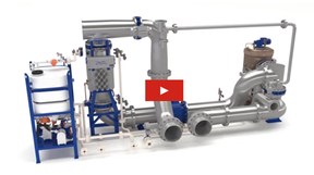 Alfa Laval PureBallast 3 BoosterPump Ex booster pump solution