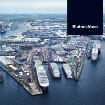 Ship Repair & Conversion at Blohm+Voss