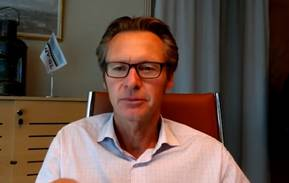 Knut Ørbeck-Nilssen Discusses DNV GL's Maritime Forecast to 2050