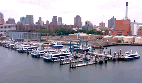 Digital Shipbuilding delivers NYC Ferry a fully operational fleet within 12 months