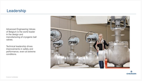 Valve Technology – A look at best in class cryogenic ball valves