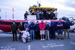 What would your local marine rescue organization do with $100,000?