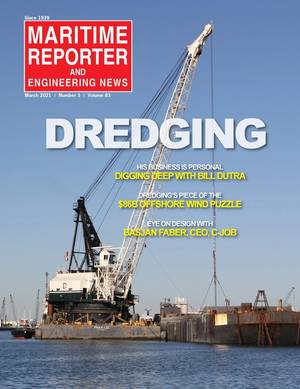 Maritime Reporter eMagazine