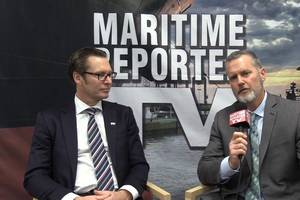 DNV GL Discusses Big Data in the Maritime Market
