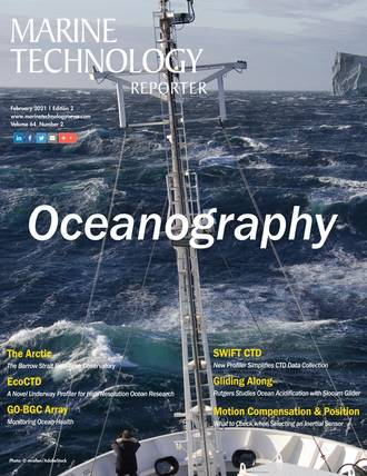 Marine Technology  February 2021