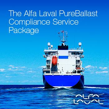 Keep ballast water treatment systems fit