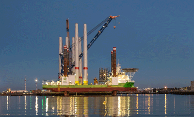 New Speakers Added! Webinar: Next Generation Offshore Wind Installation Vessels – Opportunities and Challenges
