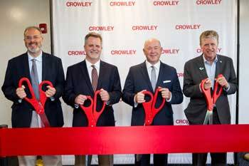 Crowley Expands in Rhode Island with New Offshore Wind Services Office
